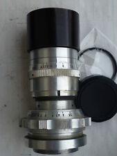 M39 M42 Jupiter-11 tele 1:4/135mm Lens 4/13,5cm op.Zeiss Sonnar 13 bl.ir Silver