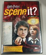 (1A1) Harry Potter Scene It The DVD Game Sampler Disc Includes Bonus Feature