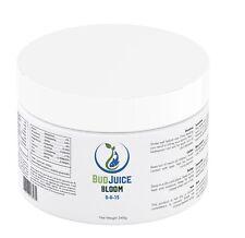 BudJuice Bloom 0-0-15 Organic Kelp Potassium Fertilizer And Nutrients