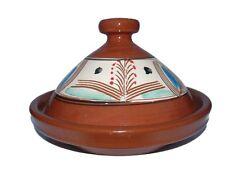 Marokkanische Tajine zum Kochen Ø 30 cm f. 2-4 Personen– Orientalisch Kochen