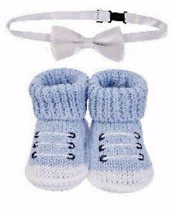 Handgemachte Baby Schuhe, Jungen - Sneaker Optik