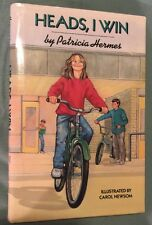 Heads, I Win by Patricia Hermes (Hardcover, 1988)  with Dustjacket