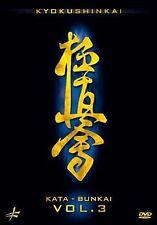 KYOKUSHINKAI - KATA - BUNKAI 3 - DVD - Region Free