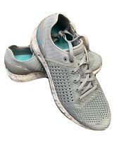 Under Armour Hovr Sonic Nc Womens Running Shoes Gray/Mint Size 9