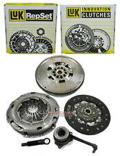 LUK CLUTCH KIT+SLAVE+DMF FLYWHEEL 02-05 VW JETTA GLI GOLF GTI 2.8L DOHC VR6 24V