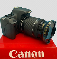 HD WIDE ANGLE LENS + MACRO FOR  Canon EOS WITH EF-S 18-55mm f/3.5-5.6 IS II Len
