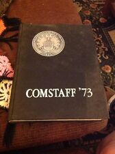 Air Command and Staff College 1973 Yearbook COMSTAFF '73