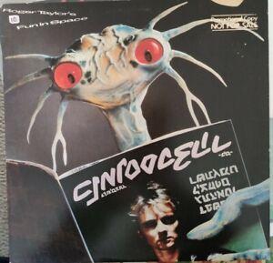 Roger Taylor - Roger Taylor's Fun In Space, vinyl, Elektra 5E-522 Promo Queen