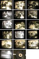 16mm Film-Religion: Taufe und Gemeinde aus den 1960.Jahren in Deutschland