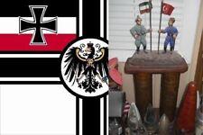 GERMAN/TURKISH FIELD MARSHALL TRENCH ART SHELLS , UNIQUE