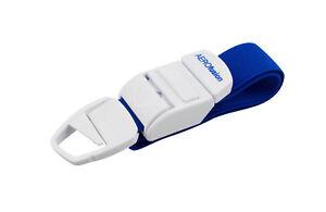 Venenstauer blau NEU (Stauband Stauschlauch Staubinde Notfalltasche Arzt Praxis)