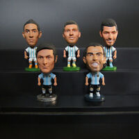 Soccer Figure ARGENTINA Football Team Souvenir Doll