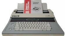 Refurbish Smith Corona 540 Dld Typewriterword Processor Spell Right Dictionary