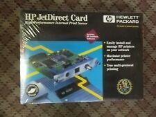 HP JETDIRECT CARD J2555A - HIGH PERFORMANCE INTERNAL SERVER - NEW - SEALED