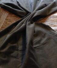 LIGERO GRIS OSCURO pana Tejido - 100% Algodón - 142cms Ancho - Calidad