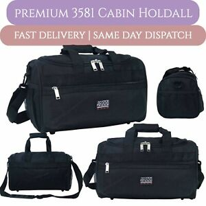 Ryanair Approved 40x25x20cm Carry Hand Cabin Luggage Bag Holdall Under Seat