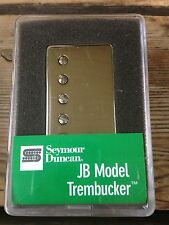 Seymour Duncan JB TB-4 Trembucker Pickup With Nickel Cover F-Space 11103-13-NC