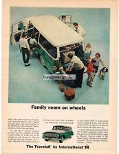 1961 International Harvester C100 Custom Travelall Ref.# 49035 Factory Photo