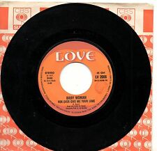 BABY WOMAN disco 45 giri MADE in ITALY For ever give me your love 1977