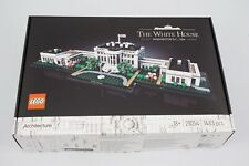 Lego Architecture 21054 The Blanc House - Washington D.c. USA Modélisme