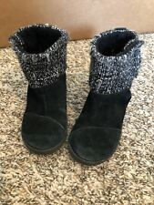 Girls Toms Boots 7