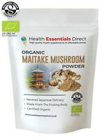 Organic Maitake Mushroom Powder (Immune System, High in Vitamin D) Choose Size: