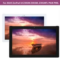 Pour ASUS ZenPad 10 Z301ML Z301MFL P028 Ecran LCD tactile Touch Parts Sceen me02