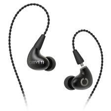 Oriveti NEU Primat Hybrid Triple Fahrer IEM Kopfhörer-Matt schwarz Umbau