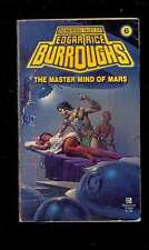 Edgar Rice BURROUGHS - Master Mind of Mars, Del Rey 1979 couv. Michael WHELAN
