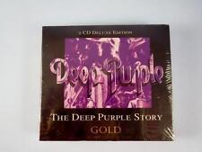 NIW The Deep Purple Story by Deep Purple (2 CD's, Aug-2003, Retro Records (UK))