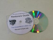 Workshop Guide KAWASAKI Z1 Z1A Z1B KZ900 KZ1000 KZ1000R Tuning Wiring Diagrams