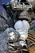 LADY DEATH SULTRY #18  POSTER PRINT