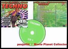 """LA BOITE A TECHNO """"CD 1"""" (CD) 20 titres 2006"""