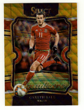 New Listing2018 Select Equalizers Gareth Bale Gold Prizm #10/10 Soccer