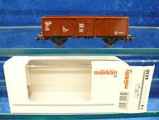 MÄRKLIN Spur H0, Nr. 4430, offener Güterwagen der DB in OVP