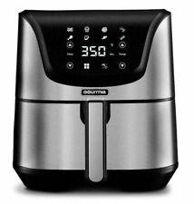 Gourmia 6-Quart Stainless steel Digital Air Fryer