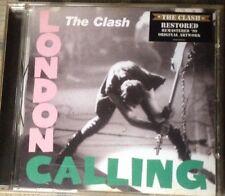 THE CLASH - LONDON CALLING CD