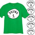 Funny St Patricks day shirts st pattys day drunk 1 2 3 bar crawl paddys party
