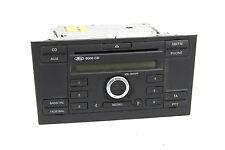 original Ford Autoradio Single CD 6000 mit CODE Mondeo 3 III MK3 Facelift