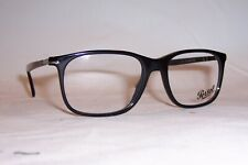 NEW PERSOL EYEGLASSES 3213V 95 BLACK 55mm RX AUTHENTIC 3213