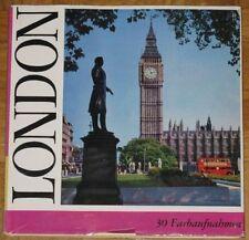 Panorama-Bücher: LONDON - 30 Farbaufnahmen