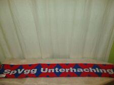"""SpVgg Unterhaching Fan Schal """"SpVgg Unterhaching"""" """"2.Bundesliga Aufsteiger 2003"""""""