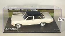 OPEL Collection 1/43 OPEL DIPLOMAT v8 Limousine Bianco 1964 in plexiglas BOX #7170