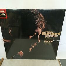 BEETHOVEN & MOZART Rondos for Piano - PAOLO BORDONI - EMI - SEALED