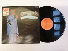 "Charlie Rich ‎– She Called Me Baby (LSA 3203) 12"" Vinyl LP RCA Victor 1974 VG/Ex"