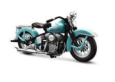 "Harley Davidson 1946 FL Knucklehead 1:18  Sons of Anarchy ""JT"" John Teller"