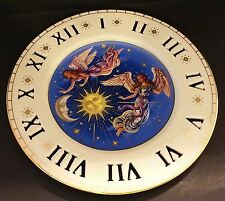 2000 LENOX MILLENNIUM MESSENGERS OF PEACE CLOCK COLLECTOR PLATE - USA