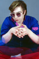 Paul Reynolds Of A Flock Of Seagulls At Germany 1983 OLD MUSIC PHOTO