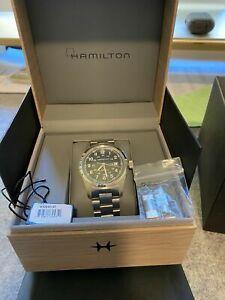 Hamilton Khaki Field Automatic Men's Watch 42mm H70515137