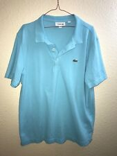 Men's Lacoste Sport Polo Shirt..Baby Blue!! Size Large!!